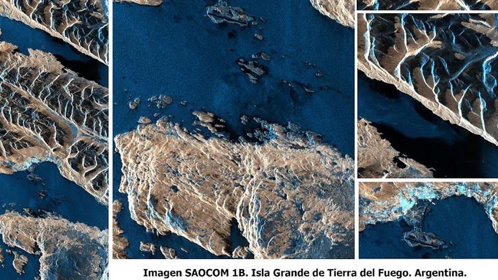 Isla Grande de Tierra del Fuego.