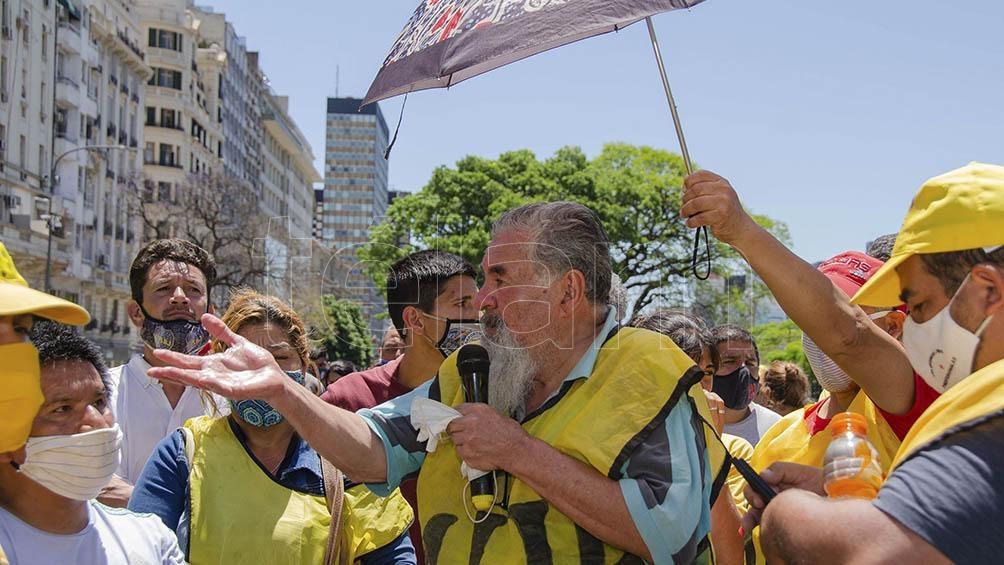 El Movimiento Independiente de Jubilados y Desocupados postulará a Raúl Castells en la provincia de Chaco.