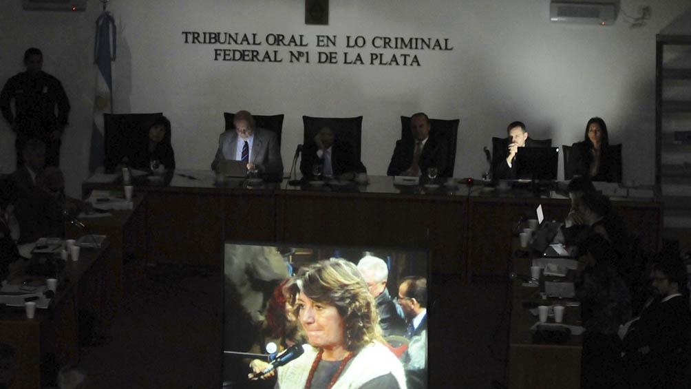 Los testimonio serán ante el Tribunal Oral Federal N° 1 de La Plata