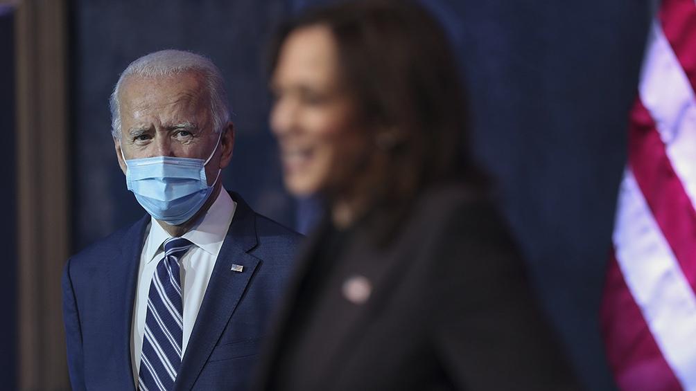 """""""No veo ninguna circunstancia que requiera un cierre nacional total"""", dijo Biden"""