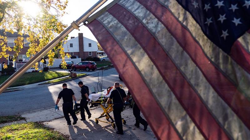 EEUU marca récord diario de más de 3.100 muertes y supera los 14 millones de casos