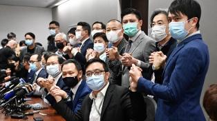 El Parlamento chino analizará una reforma electoral para ampliar su poder en Hong Kong