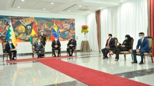 El gobierno de Arce restableció las relaciones diplomáticas con Irán y Venezuela