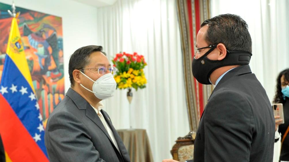 Alexander Gabriel Yáñez Deleuze es ekl nuevio embajador venezolano en Bolivia.