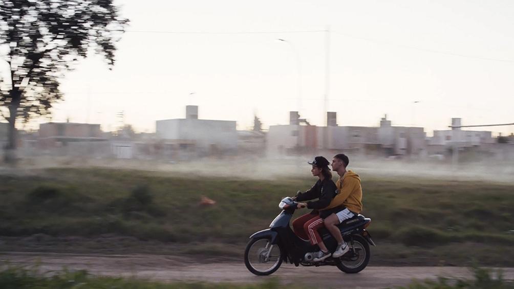 El lanzamiento constó de una charla entre Fernando Juan Lima y Cecilia Barrionuevo.