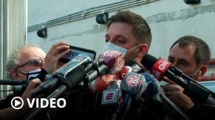 Maradona recibirá el alta clínica, según confirmó su abogado