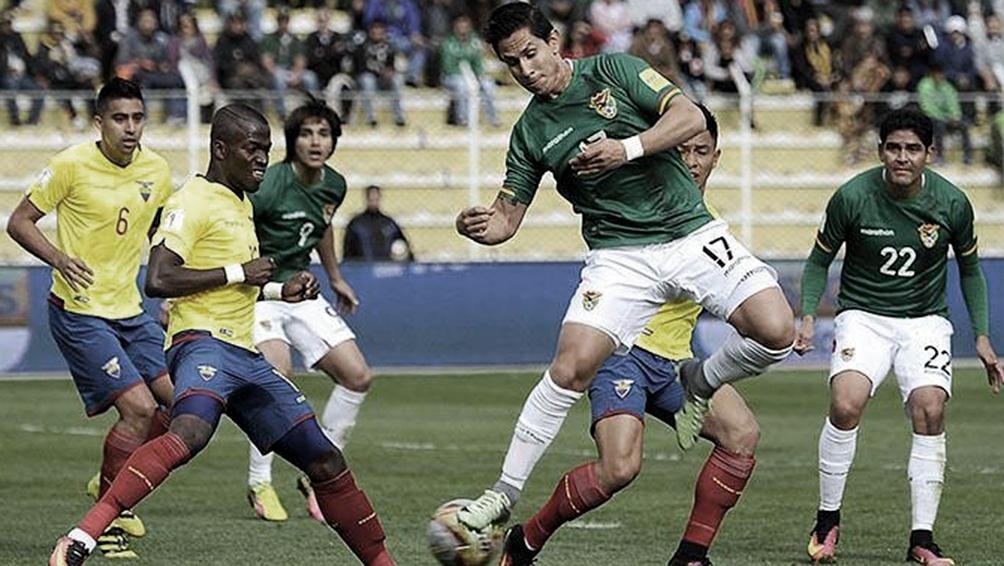 Ecuador hace 11 partidos que no pierde ante Bolivia y es el favorito.