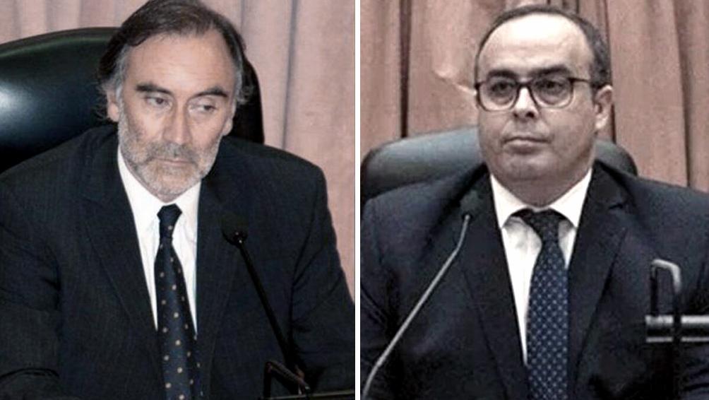 Leopoldo Bruglia y Pablo Bertuzzi volverán a concursar por los cargos a los que fueron trasladados.