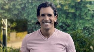 "Diego Ramos: ""Hoy me imagino como conductor o director de teatro"""