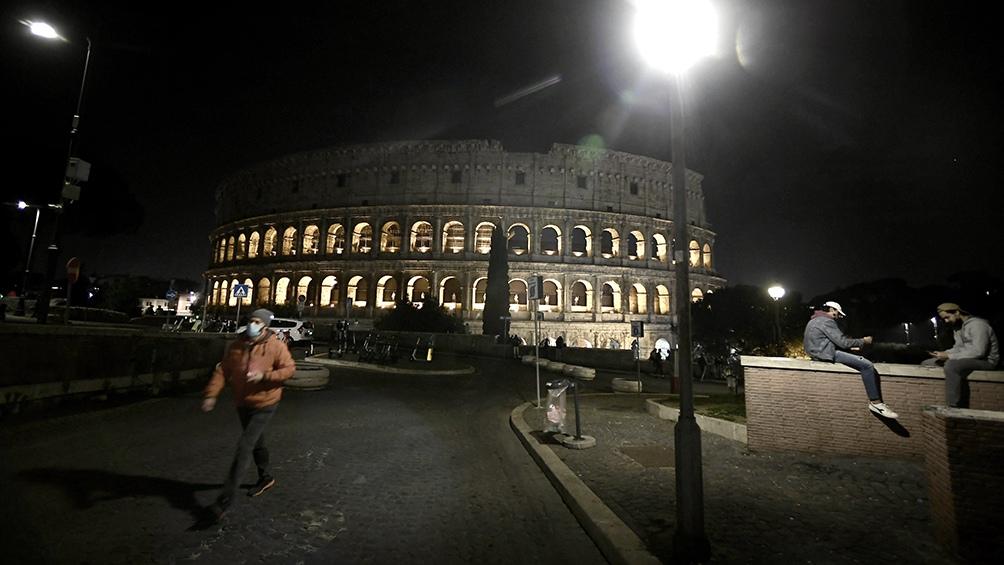 En Italia mpondrán desde este fin de semana nuevas medidas restrictivas.