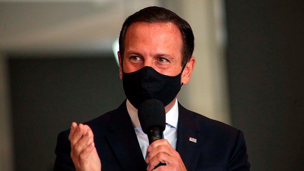 Doria finalmente anunció su candidatura para las presidenciales de octubre de 2022