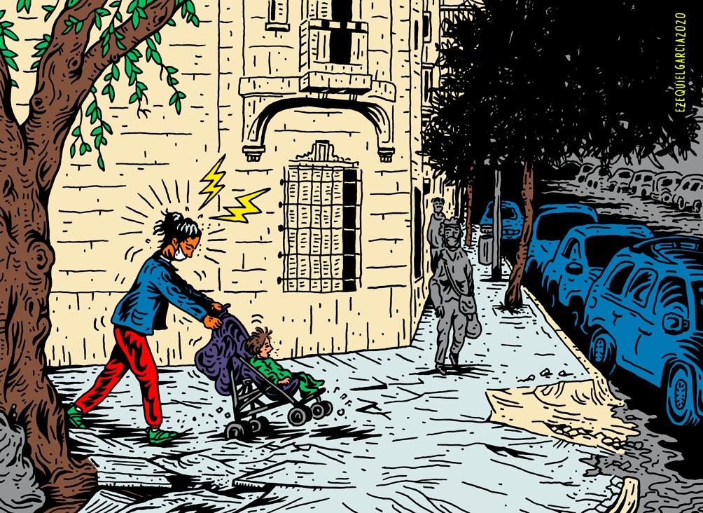 Ilustración: Ezequiel García