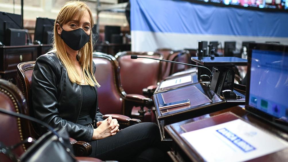Fernández Sagasti será la primera presidenta del justicialismo de Mendoza.
