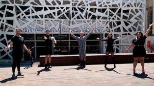 """El musical """"Identidad testimonial"""" reabre el teatro con público en el Auditorio Belgrano"""