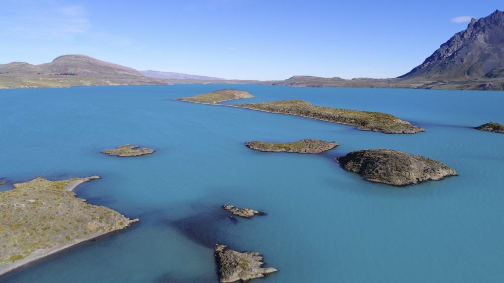El Lago Belgrano, una joya aún desconocida.