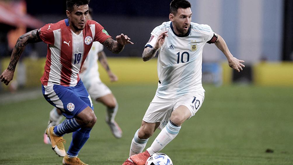 Argentina empató con Paraguay y cedió sus dos primeros puntos en las eliminatorias
