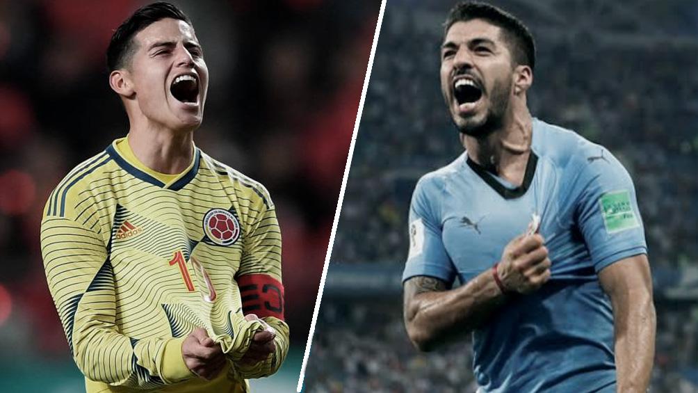 Uruguay se impone en Barranquilla ante Colombia