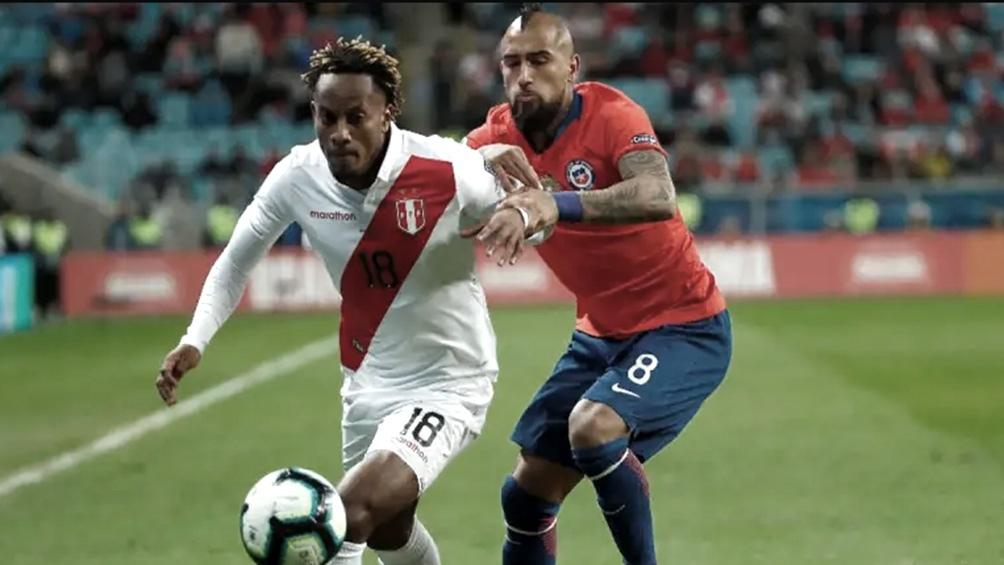 Perú viene de una dura derrota frente a Brasil