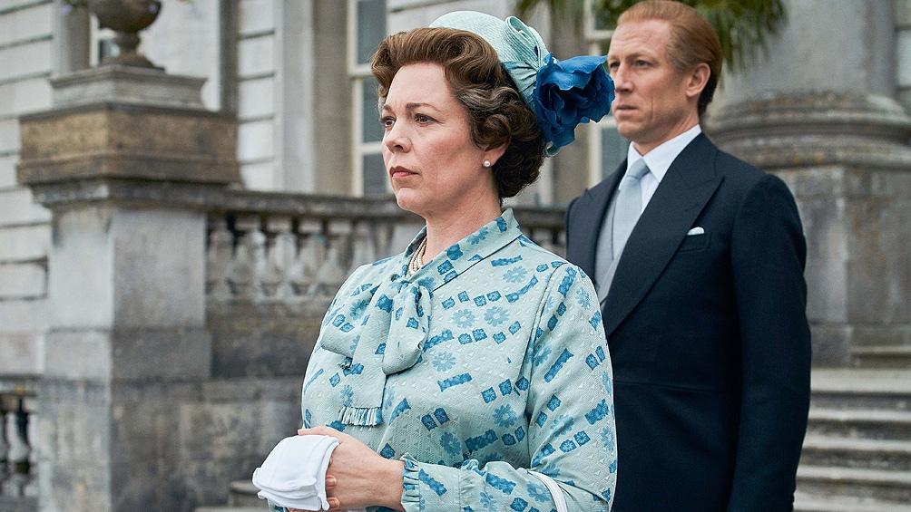 """""""The Crown"""", la exitosa serie que recorre el reinado de Isabel."""