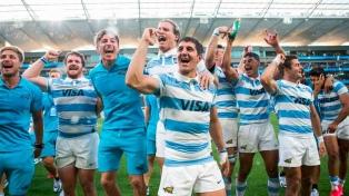Los Pumas, nominados para el Premio Laureus como mejor equipo de 2020