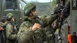 El rol inédito de los militares y un premier debilitado impulsan la nueva crisis