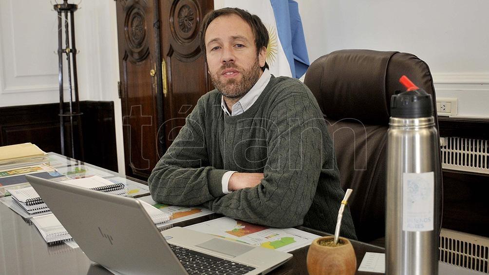 El ministro Pablo López precisó que en los primeros cinco meses del año las ventas bonaerenses al exterior suman un total de US$ 9.831 millones.
