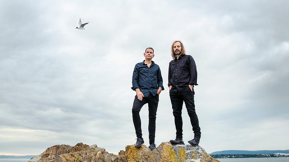 "Chango Spasiuk lanzó ""Hielo Azul Tierra Roja"", que urdió junto al guitarrista Per Einar Watle."