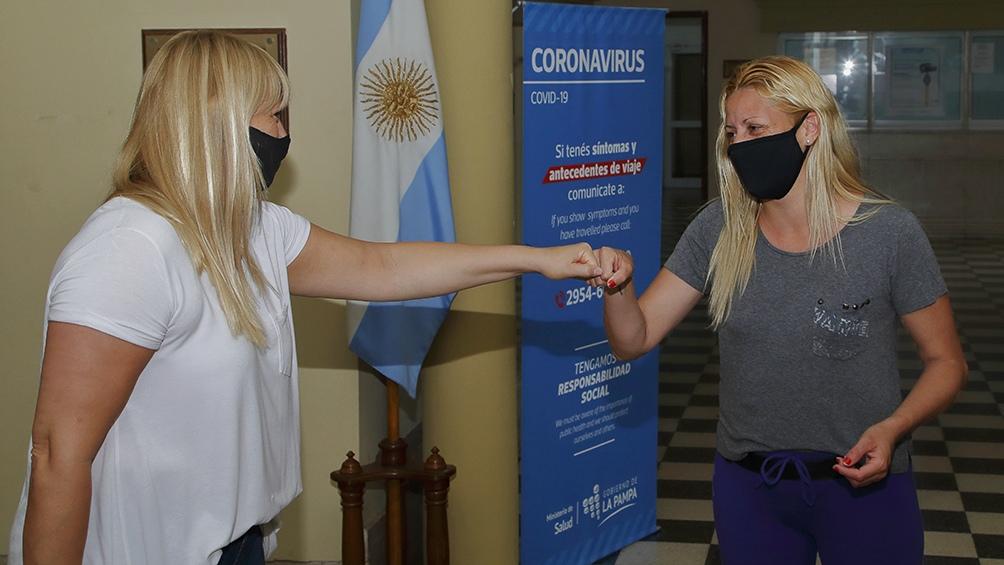 Valeria Juárez ocupará el puesto de trabajo de su victimario en la municipalidad de Santa Rosa.