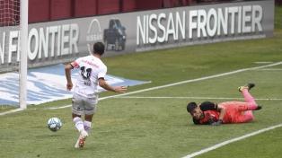 Lanús cayó con Newell's en partido por la tercera fecha
