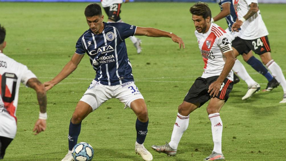 Un River alternativo y con la mente en la Libertadores visita a Godoy Cruz