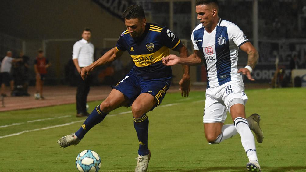 Boca recibe a Talleres de Córdoba para reafirmar su presente positivo