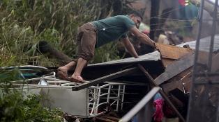 El ciclón Eta provocó siete nuevas muertes en Guatemala
