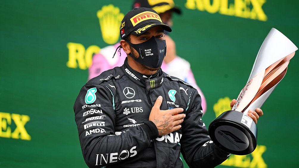 Elevó a 94 triunfos después de imponerse en el Gran Premio de Turquía.