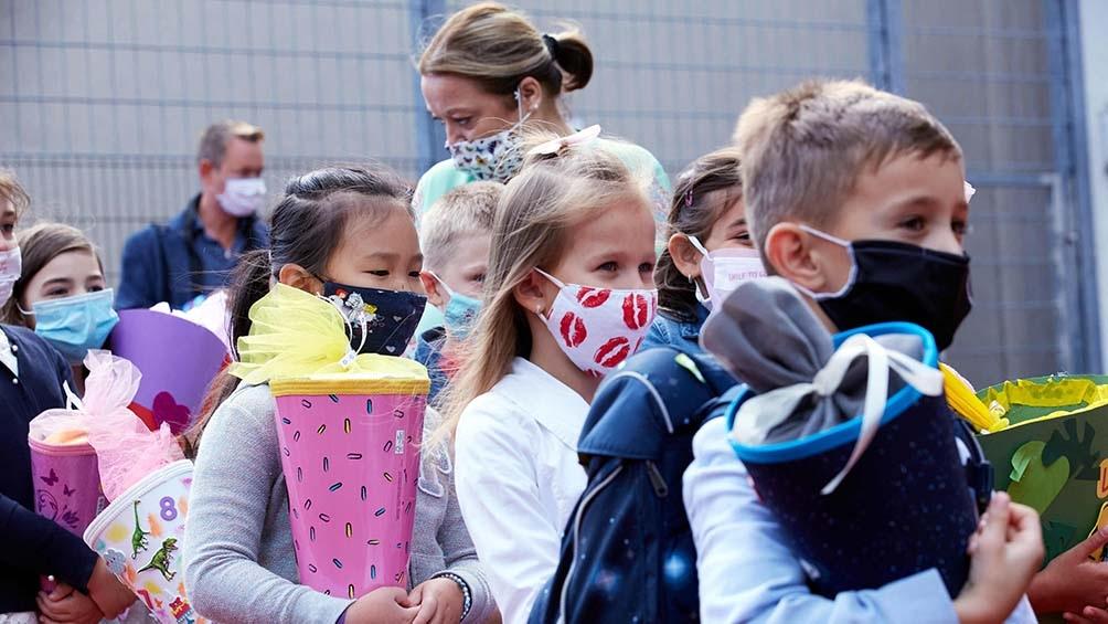 El gobierno informó de 5.665 nuevos contagios contabilizados en las últimas 24 horas.