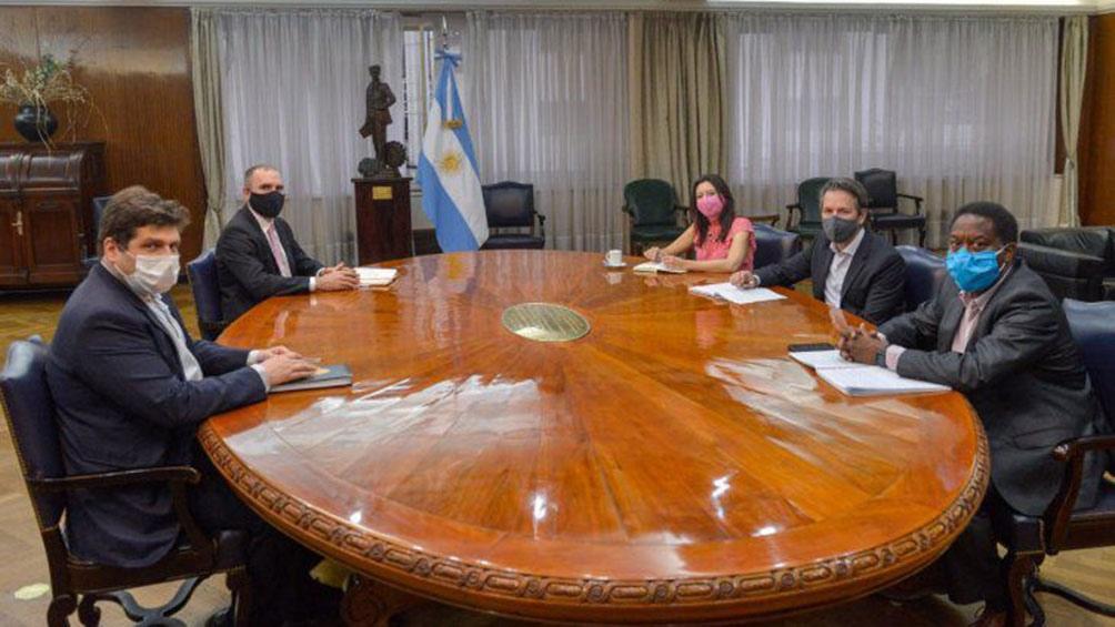 Argentina logró despejar el horizonte financiero de la deuda pública.