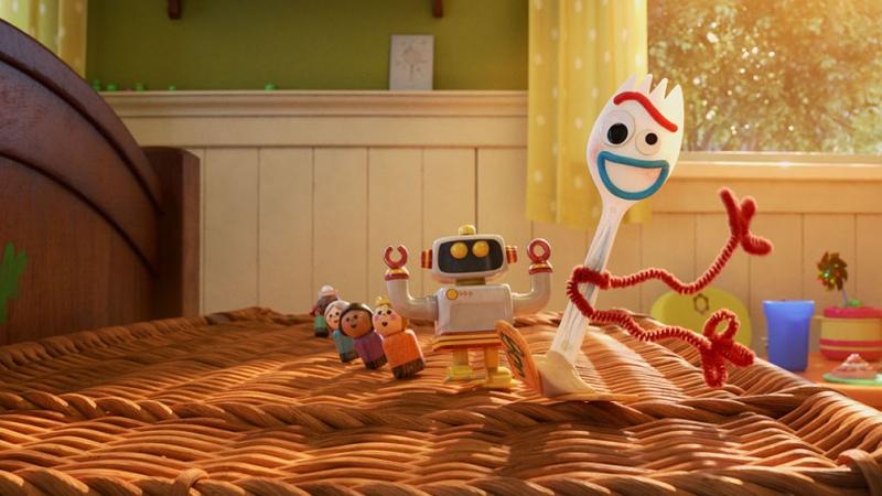 Pixar le saca jugo a Disney+: cortos exclusivos, Forky y hasta el filme que no se estrenó