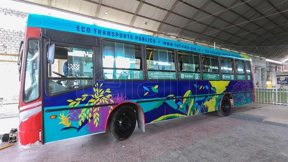 El municipio  de Tafí Viejo lanzará esta semana un sistema de transporte ecológico y estatal.