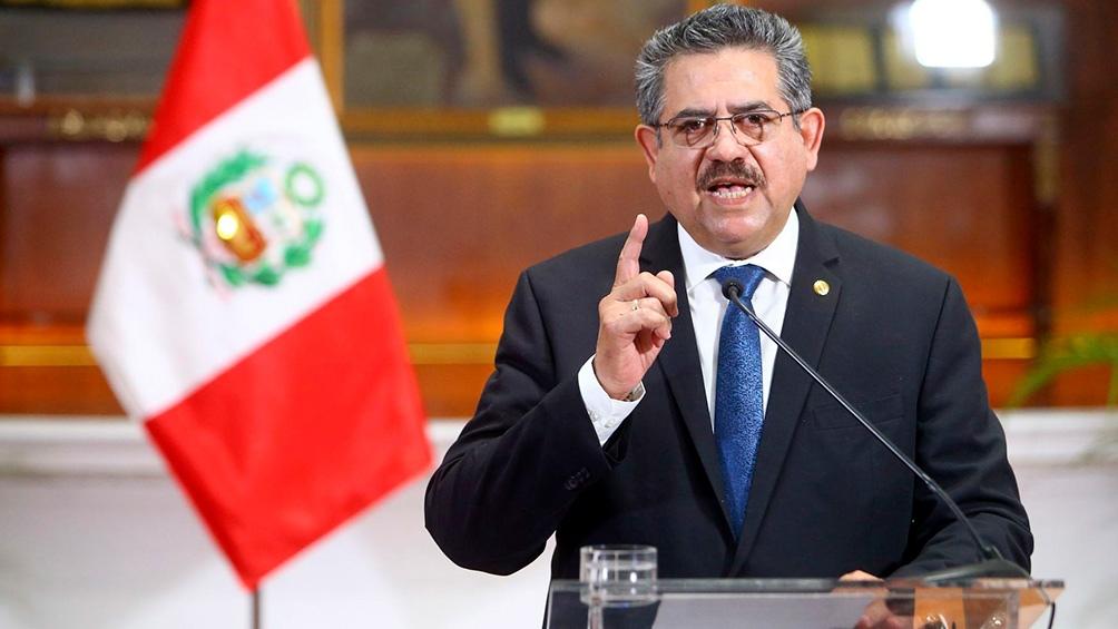 Merino renunció cinco días después de haber asumido en reemplazo de Vizcarra