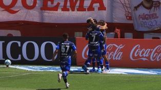Gimnasia y Huracán se clasificaron con el empate