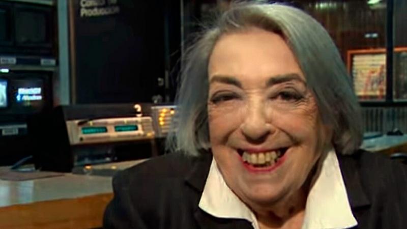 Murió a los 91 años la histórica productora televisiva Martha Tedeschi
