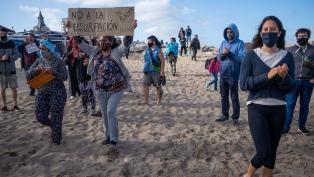 Mar del Plata: denuncian en la Justicia los destrozos ocasionados en un balneario
