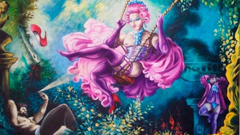 La iniciativa busca promover el arte contemporáneo por fuera del circuito tradicional.