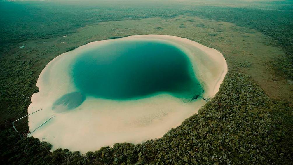 Los grandes lagos.