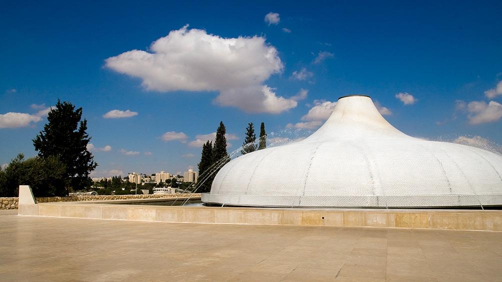 Roitman dirige el Santuario del Libro del Museo de Israel en Jerusalén.