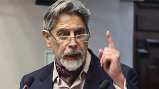 Sagasti descartó aplazar las elecciones generales de abril por la pandemia