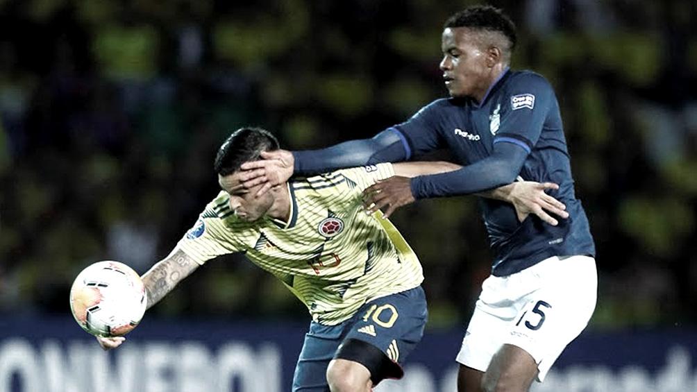 Ecuador de Alfaro recibe a Colombia con el objetivo de seguir en la