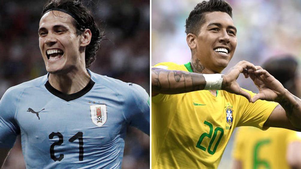 Brasil pondrá en juego su liderazgo en una visita a un Uruguay sin Suárez por coronavirus