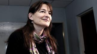 Ministra de las Mujeres, Políticas de Género y Diversidad Sexual de la provincia de Buenos Aires, Estela Díaz.