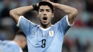 """Luis Suárez: """"Llama la atención que se juegue la Copa América"""""""