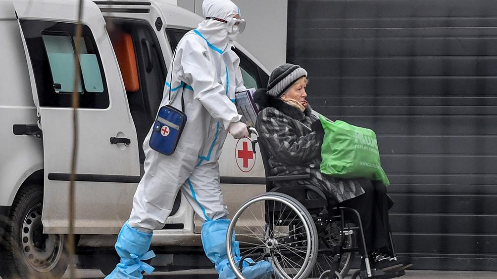 Rusia suma 1,99 millones de casos y 34.387 víctimas mortales desde el comienzo de la pandemia.